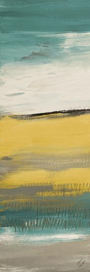 Flatlands Teal III-Lanie Loreth-Premium Giclee Print