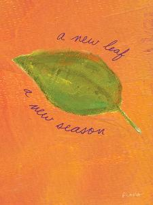 A New Leaf by Flavia Weedn