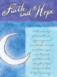 Faith and Hope by Flavia Weedn