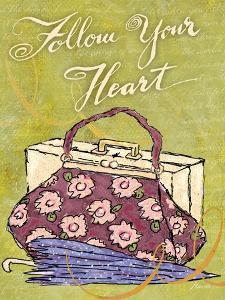 Follow Your Heart by Flavia Weedn