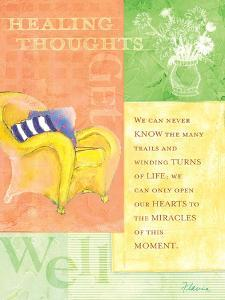 Healing Thoughts by Flavia Weedn