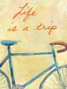 Life is a Trip by Flavia Weedn