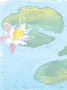 Lily Pads by Flavia Weedn