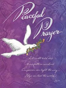 Peaceful Prayer by Flavia Weedn