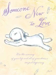 Someone New to Love by Flavia Weedn