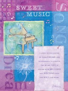 Sweet Music by Flavia Weedn
