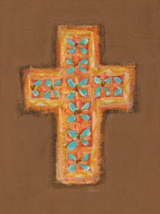 Tiny Cross by Flavia Weedn