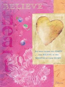 Wisdom of Your Heart by Flavia Weedn