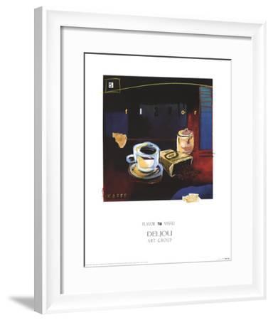 Flavor-Niro Vasali-Framed Art Print