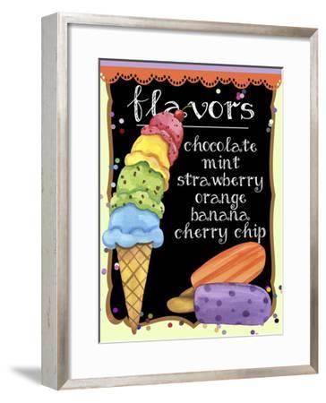 Flavors of Summer-Jennifer Nilsson-Framed Giclee Print