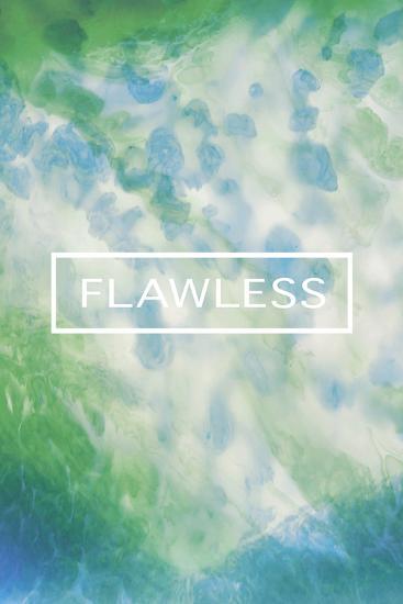 Flawless Fluorescent-Lottie Fontaine-Art Print