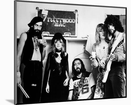 Fleetwood Mac--Mounted Photo