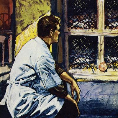 Fleming Was Unsure Whether Penicillin Would Kill Patients as Well as Germs--Giclee Print