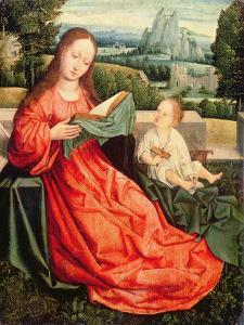 The Madonna and Child by Flemish