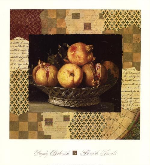 Flemish Travels IV- Beckesh-Art Print