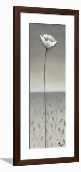 Fleur Blanc I-Eve-Framed Art Print
