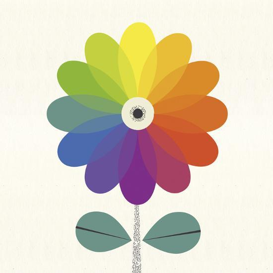 Fleur Chroma-Sophie Ledesma-Giclee Print