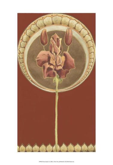 Fleur d' Epice I-Erica J^ Vess-Art Print