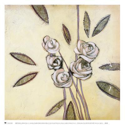 Fleur de Joie I-Maria Eva-Art Print