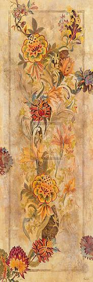 Fleur Delicate II-Georgie-Art Print