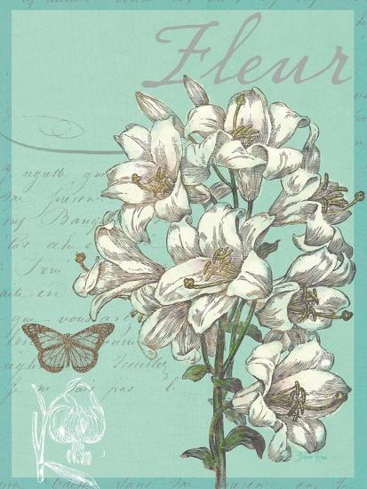 Fleur Nouveau-Devon Ross-Art Print
