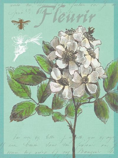 Fleurir Nouveau-Devon Ross-Art Print