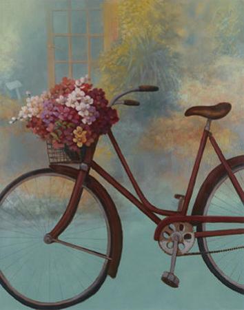 Fleurs Bicyclette II
