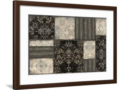 Fleurs Enchantees-Mindy Sommers-Framed Giclee Print