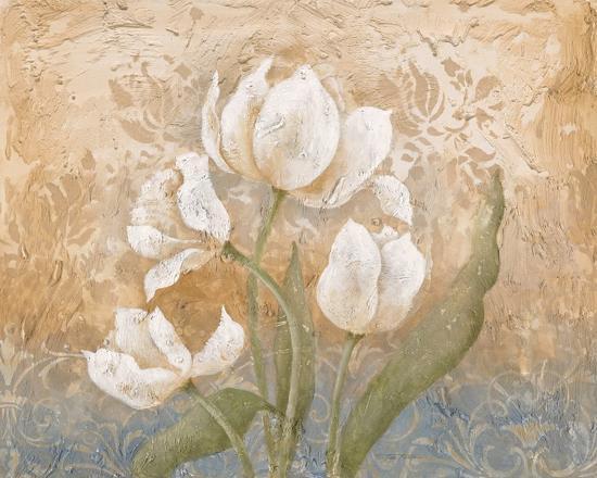 Fleurs Meditatives II-Eugene Tava-Art Print