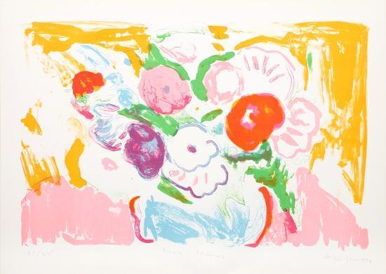 Fleurs Nicoises-Bob Kane-Limited Edition