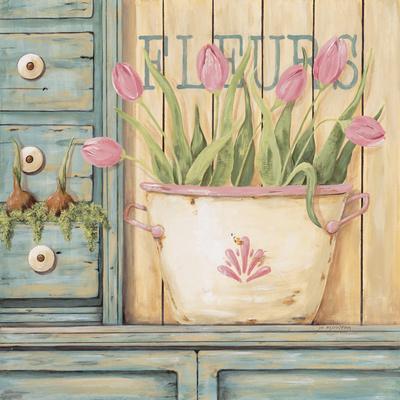 Fleurs-Jo Moulton-Art Print