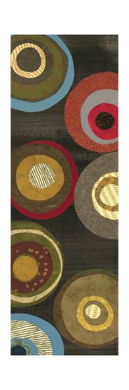Flight of Fancy VIII Circles-Jeni Lee-Premium Giclee Print