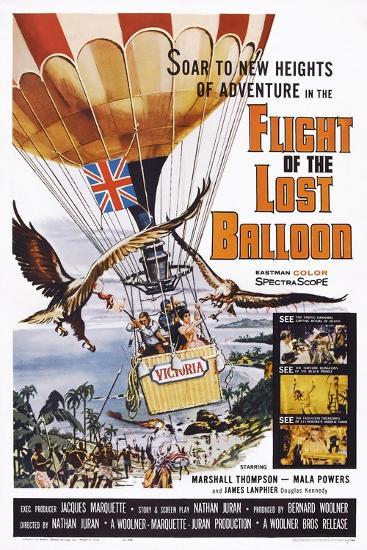 Flight of the Lost Balloon, 1961--Art Print