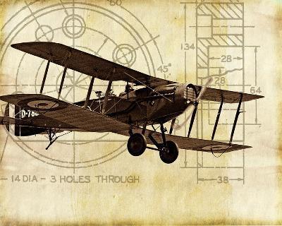 Flight Plans I-Michael Marcon-Art Print