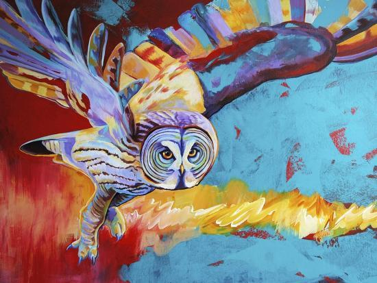 Flight-Corina St. Martin-Giclee Print