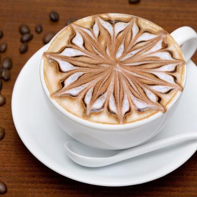 Coffee VI by Fline