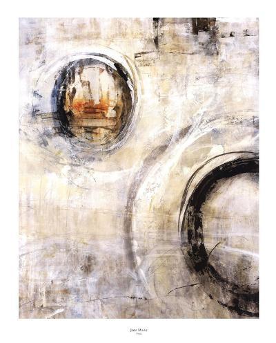 Fling-Jodi Maas-Art Print