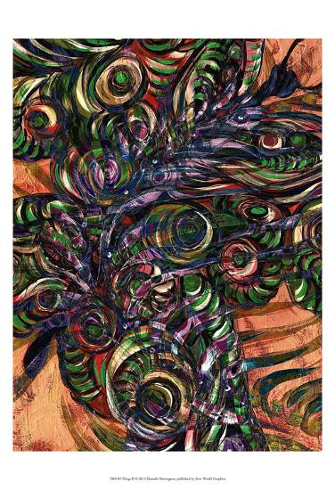 Flings II-Danielle Harrington-Art Print