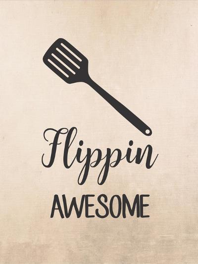 Flippin Awesome-Tamara Robinson-Art Print