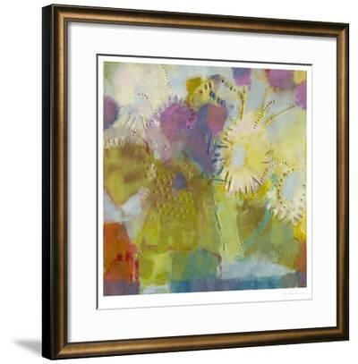 Floare II-Sue Jachimiec-Framed Limited Edition