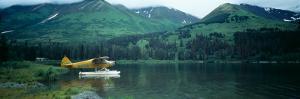 Float Plane Kenai Peninsula Alaska, USA