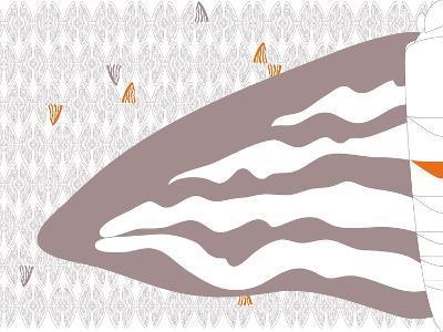 Floating Fins-Belen Mena-Giclee Print