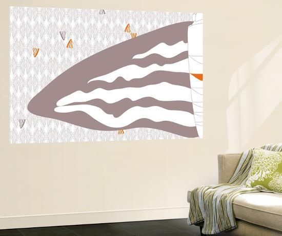 Floating Fins-Belen Mena-Wall Mural