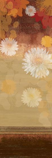 Floating Florals II-Andrew Michaels-Art Print