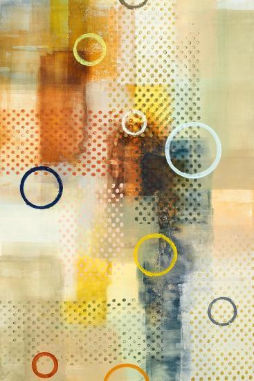 Floating Forms II-Michael Marcon-Art Print