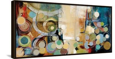Floating III-Judeen-Framed Canvas Print