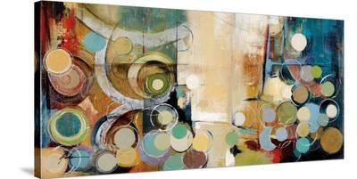 Floating III-Judeen-Stretched Canvas Print