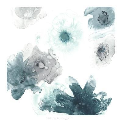 Floating Indigo I-June Erica Vess-Art Print