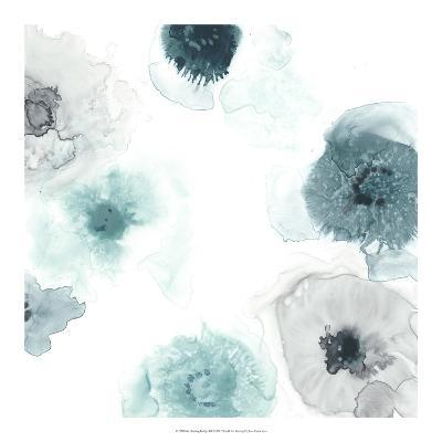 Floating Indigo III-June Erica Vess-Art Print