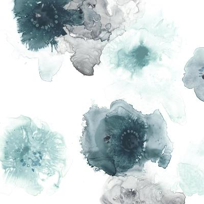 Floating Indigo IV-June Vess-Art Print